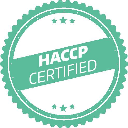 HACCP Zertifiziert