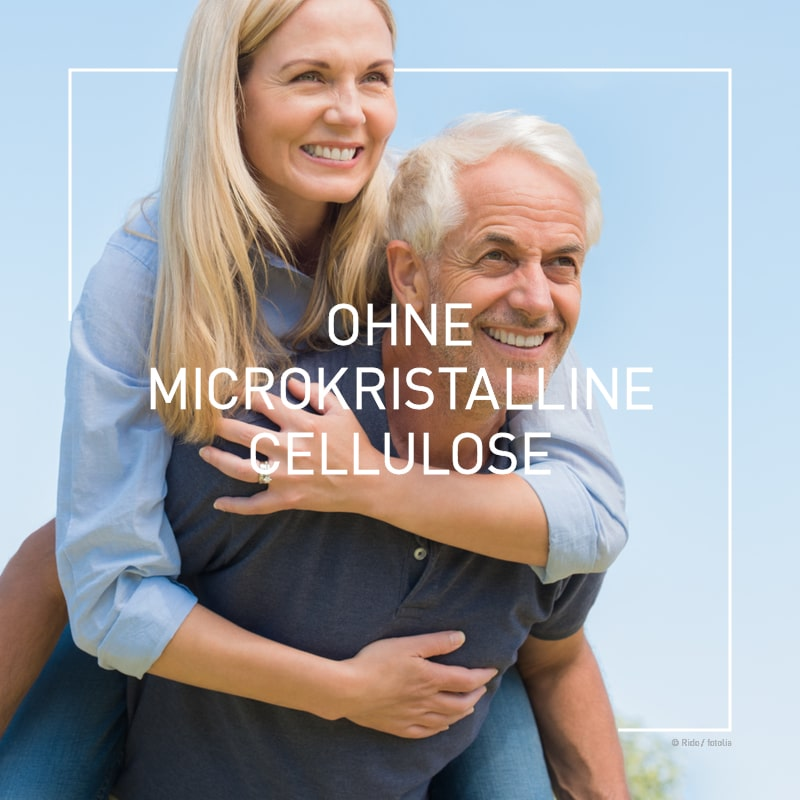 Ohne Microkristalline cellulose