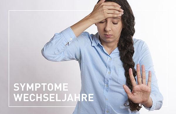 Symptome Wechseljahre