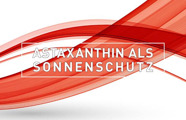 Astaxanthin als Sonnenschutz