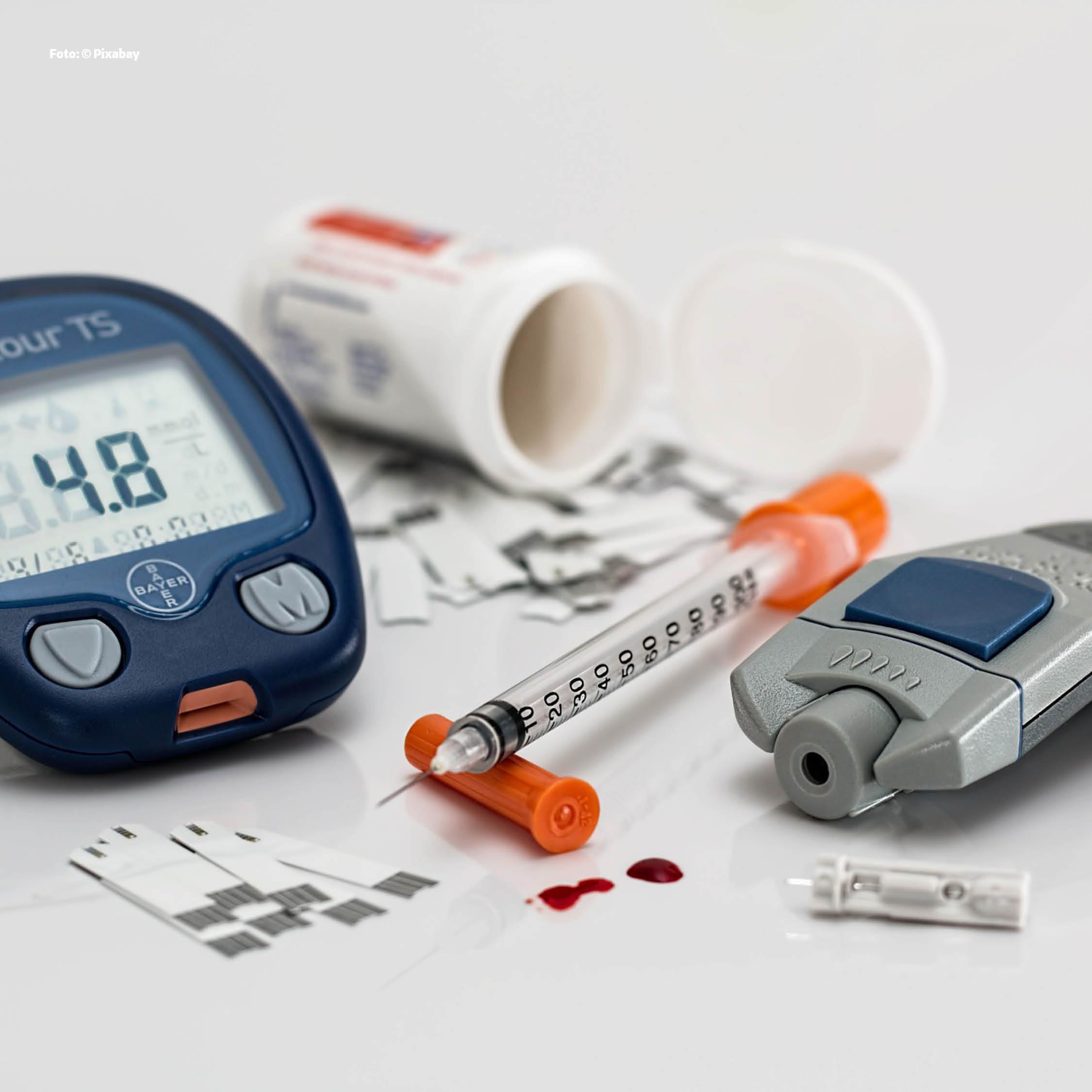 D-Mannose Diabetiker