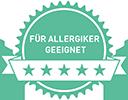 Für Allergiker geeignet - D-Mannose